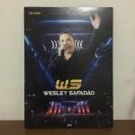 DVD duplo WESLEY SAFADÃO com case original em excelente estado.