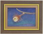 DIMITRI ISMAILOVITCH (Ucrania 1890 - Rio de Janeiro 1976) - Natureza Morta - OST Assinado no CID, datado de 1950 Carimbado no verso. Med: 54 x 36cm (Obra) e 82 x 64cm (Total)