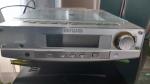 Aiwa Xr-X7 Stereo Cd Player , duas caixas de som, CD nao  Funciona apenas o radio (  o acrílico de uma caixa de som  com quebrado. Lote vendido no estado.