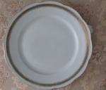 Prato decorativo em porcelana KPM  made in  Poland  Diâmetro - 24cm