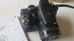 Câmera semiprofissional fujifilm finepix s4000