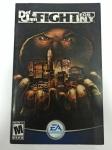 Manual de Playstation 2 - Ps2 Original do Jogo Def jam Fight for NY, em Perfeito Estado de Conservação