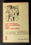 Livro - Un Yanqui em la corte del Rey Arturo. (1967)