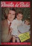 REVISTA do Rádio de Coleção n.º 1660 edição de 11/11/1952