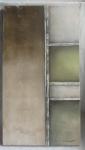 CHRISTIANE GRIGOLETTO- técnica mista s/ tela , medindo 80 cm x 50 cm - No Estado -  --Nascida em 1968, na cidade de Jundiaí, Estado de São Paulo, Christiane desde muito cedo demonstrou interesse pela arte. Formou-se em Artes Plásticas pela Pontifícia Universidade Católica de Campinas e seguiu sua carreira experimentando a arte, em todos os seus aspectos.Participou de diversas exposições coletivas e individuais, nacionais e internacionais. Criou o projeto Germinar- Arte Social e Desenvolvimento Humano, a fim de compartilhar o seu aprendizado e crescimento com a arte.Atualmente, possui obras em empreendimentos hoteleiros, hospitalares e escritórios comerciais no Brasil e na América Latina e desenvolve oficinas de arte em bairros e comunidades de Jundiaí.