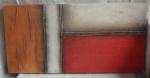 CHRISTIANE GRIGOLETTO- técnica mista s/ tela , medindo 100cm x 50 cm - --Nascida em 1968, na cidade de Jundiaí, Estado de São Paulo, Christiane desde muito cedo demonstrou interesse pela arte. Formou-se em Artes Plásticas pela Pontifícia Universidade Católica de Campinas e seguiu sua carreira experimentando a arte, em todos os seus aspectos.Participou de diversas exposições coletivas e individuais, nacionais e internacionais. Criou o projeto Germinar- Arte Social e Desenvolvimento Humano, a fim de compartilhar o seu aprendizado e crescimento com a arte.Atualmente, possui obras em empreendimentos hoteleiros, hospitalares e escritórios comerciais no Brasil e na América Latina e desenvolve oficinas de arte em bairros e comunidades de Jundiaí.