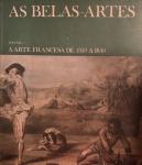LIVROS. NOVE VOLUMES DA COLEÇÃO; 'AS BELAS ARTES'. 1971 - EDITORA GROLIER. COMISSÃO EDITORIAL; SIR HERBERT READ; DR. PETER MURRAY; LINDA MURRAY; MARIO MONTEVERDI; MR. ALLAN BROWNESS. EDIÇÃO EM PORTUGUES. COLEÇÃO COMPLETA COMPOSTA DE DEZ VOLUMES - FALTA O DE NÚMERO OITO. PESADO.