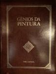 LIVROS. COLEÇÃO GÊNIOS DA PINTURA. OITO VOLUMES, 1973, ABRIL CULTURAL. PESADO - 9000 g.