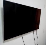 """TV /SMART/40""""  - FUNCIONANDO - SANSUNG LED UN4OES6100 - FHD/DTV/WIFI/NET. Acompanha suporte  de parede , controle e manual. Lote a ser retirado em Laranjeiras"""