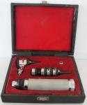 AM000, Otoscópio profissional, na caixa, não testado.