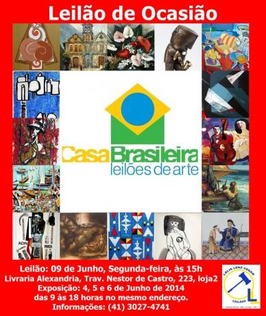 LEILÃO DE OCASIÃO