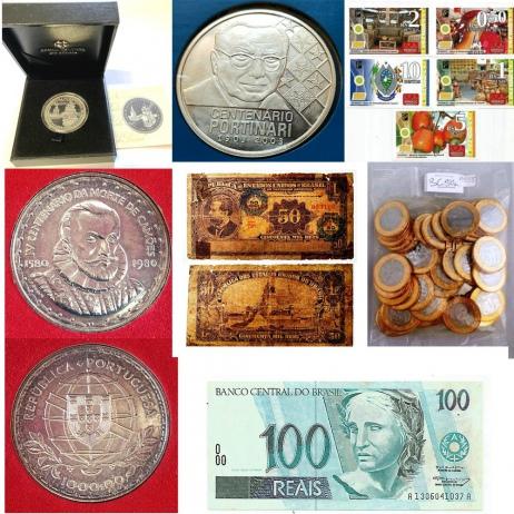 15º Leilão de Filatelia - Numismática - Outros -  AV COLECIONISMO