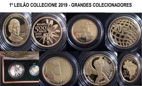 1º LEILÃO COLLECIONE 2019