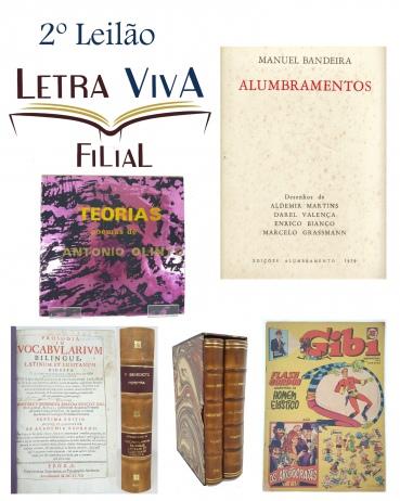 2º LEILÃO LETRA VIVA FILIAL