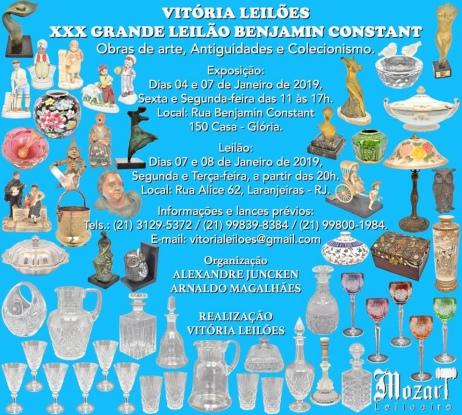 XXX Grande Leilão Benjamin Constant