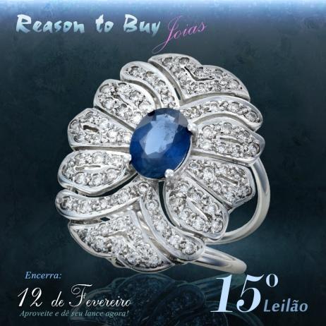 LEILÃO 10777 - 15º Leilão de Joias da Reason to Buy Joalheria