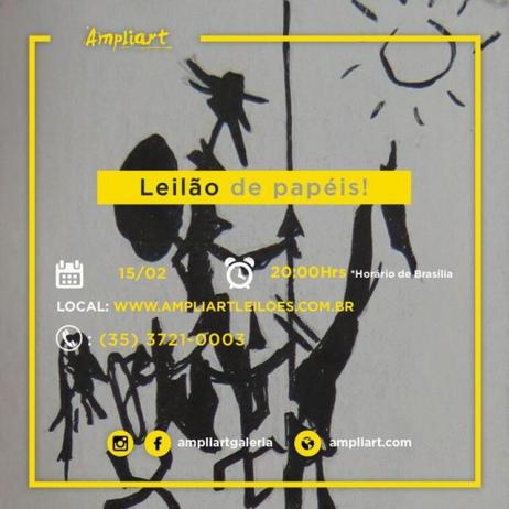 LEILÃO DE PAPÉIS