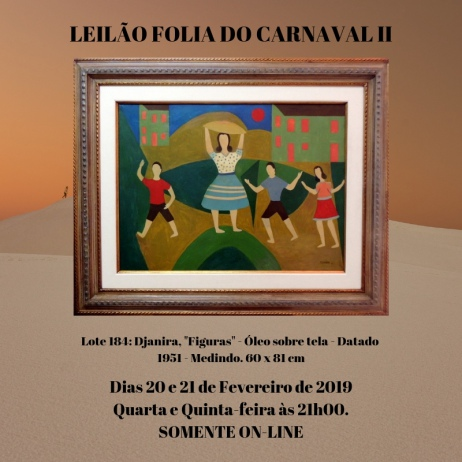 LEILÃO FOLIA DO CARNAVAL II