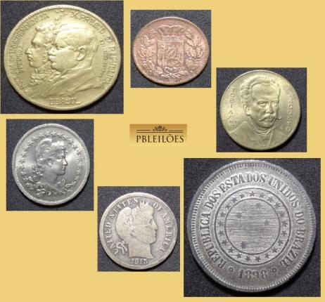 55º Leilão de Numismática Pbleilões