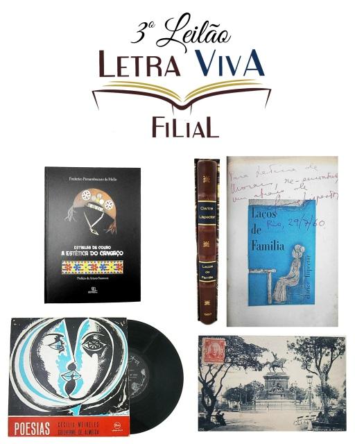 3º LEILÃO LETRA VIVA FILIAL