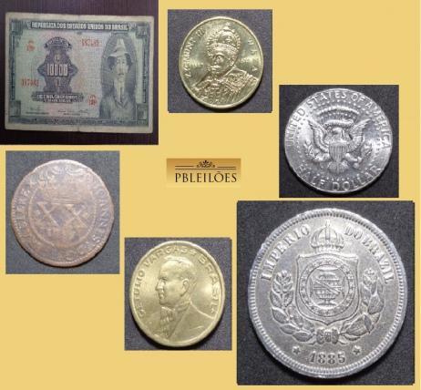 56º Leilão de Numismática Pbleilões