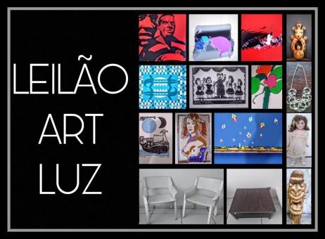 LEILÃO ART LUZ DE ARTE POPULAR E ANTIGUIDADES