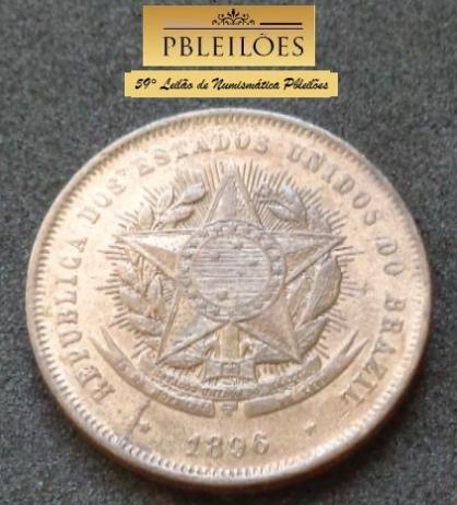 59 º Leilão de Numismática Pbleilões