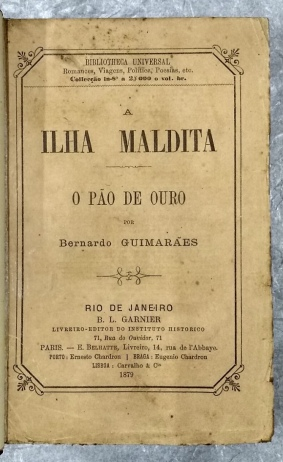 LEILÃO DE LIVROS RAROS -Séc. XIX e XX