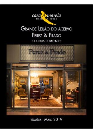 LEILÃO DO ACERVO PEREZ & PRADO E OUTROS COMITENTES - BRASÍLIA - DF