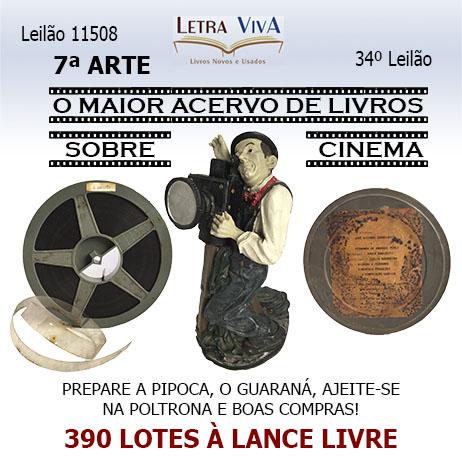 34º LEILÃO LETRA VIVA - 7ª ARTE