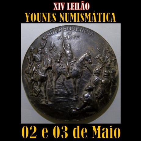 XIV LEILÃO YOUNES NUMISMÁTICA