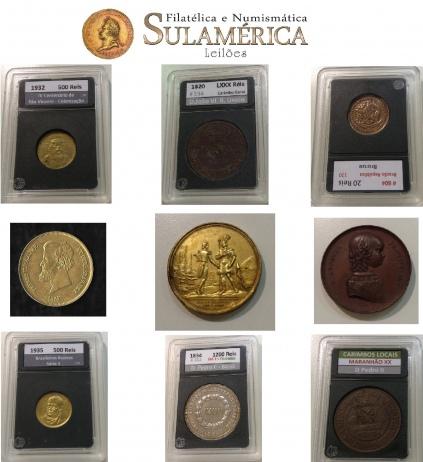 29º LEILÃO SULAMÉRICA DE NUMISMÁTICA E FILATELIA