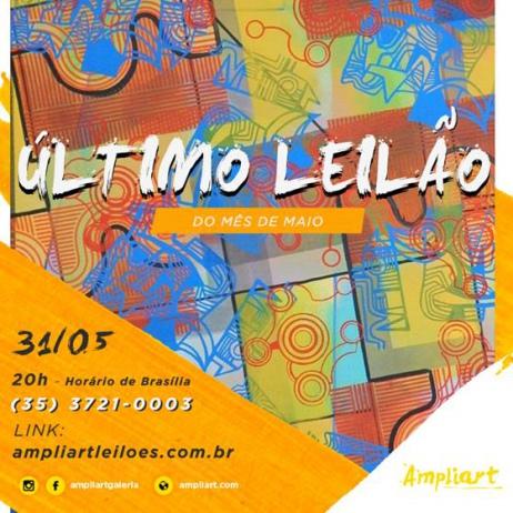ULTIMO LEILÃO DE MAIO