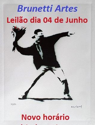 LEILÃO DE JUNHO DE ARTE E ANTIGUIDADES