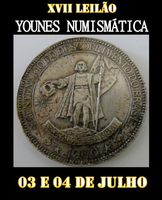 XVII LEILÃO YOUNES NUMISMÁTICA