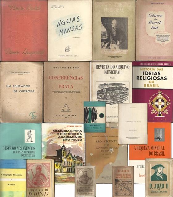 30º Leilão Outono Azul - Livros de Genealogia e História, entre outros