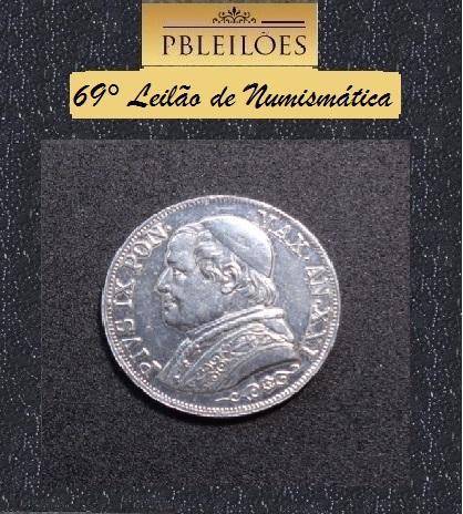 69º Leilão de Numismática PBleilões