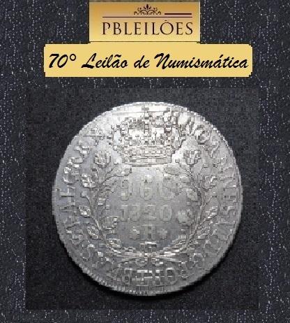 70º Leilão de Numismática PBleilões
