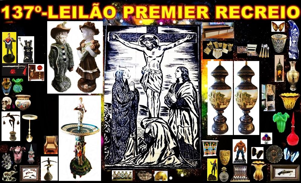 137º-LEILÃO PREMIER RECREIO-FAMÍLIA LUSO-BRASILEIRA DISPONIBILIZA SEU ACERVO.