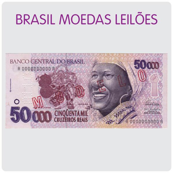 LEILÃO BRASILMOEDAS.COM.BR AGOSTO 2019