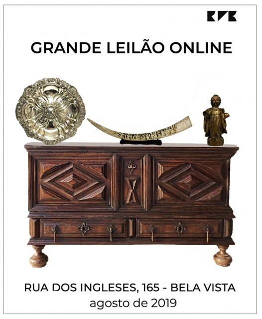 GRANDE LEILÃO ONLINE