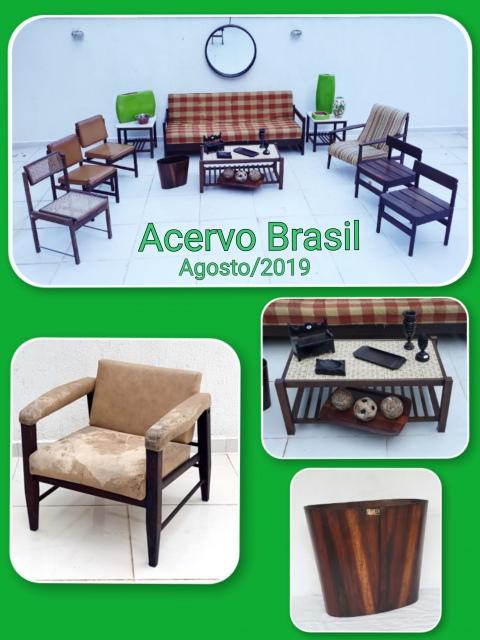 LEILÃO ACERVO BRASIL - Agosto 2019