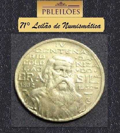 71º Leilão de Numismática PBleilões