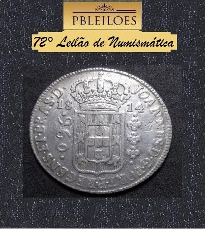 72º Leilão de Numismática PBleilões
