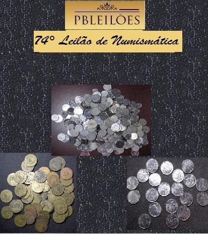 74º Leilão de Numismática PBleilões