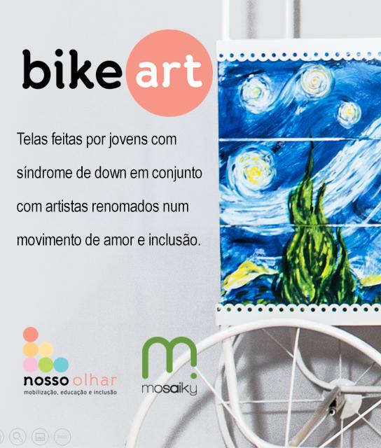 LEILÃO BIKE ART