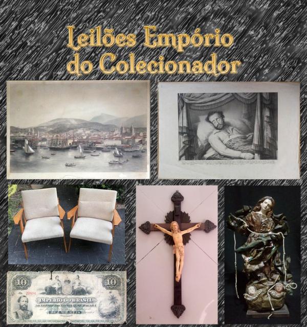 LEILÃO DE COLECIONISMO, ARTE E ANTIGUIDADES