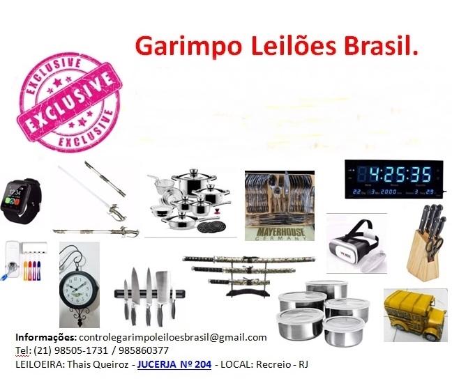 Leilão de Estoque parte II - Grandes lojas de decoração e importadoras encerrando as atividades