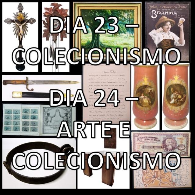 93º LEILÃO ARTES E COLECIONISMO DO EMPÓRIO DAS ARTES