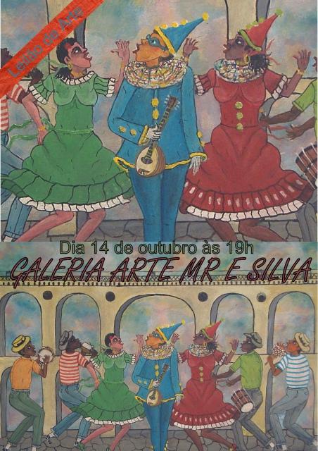GALERIA ARTE MR E SILVA